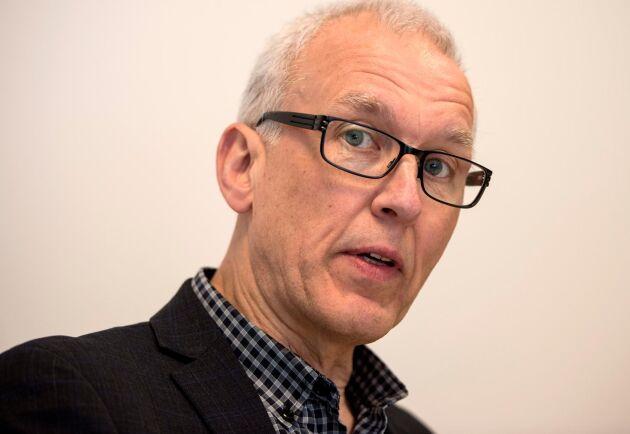 Göran Åström, miljödirektör på Länsstyrelsen Stockholm.