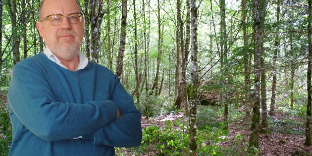 """""""Mer olik skog bör ha bättre möjligheter"""""""