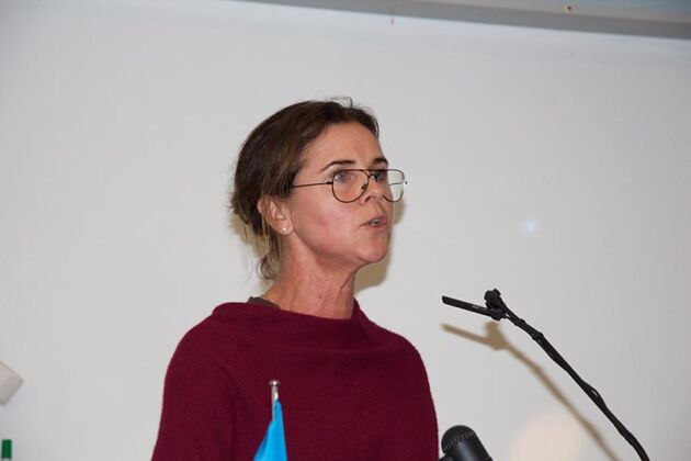 Cecilia Bomanl, Svensk Skogskommunikation.