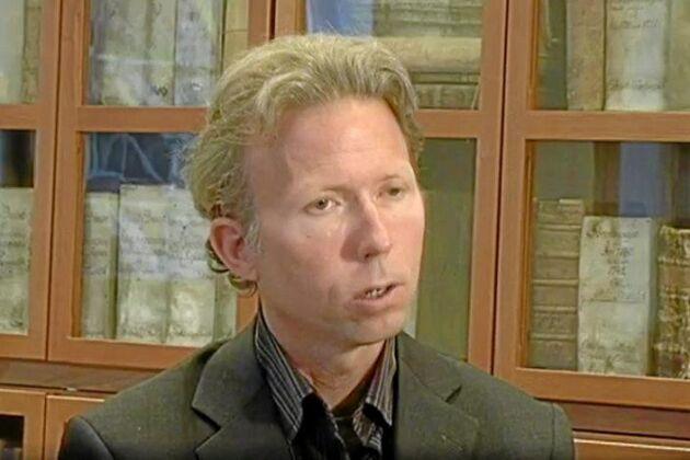 Nils Leine, advokatfiskal på Kammarkollegiet.