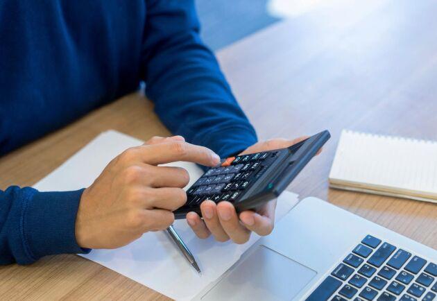 Modellen med extra räntedagar finns på korta lån till företagare.