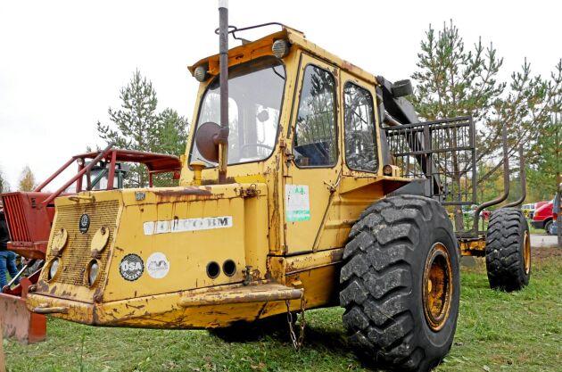 SM 462 från det första tillverkningsåret 1971.
