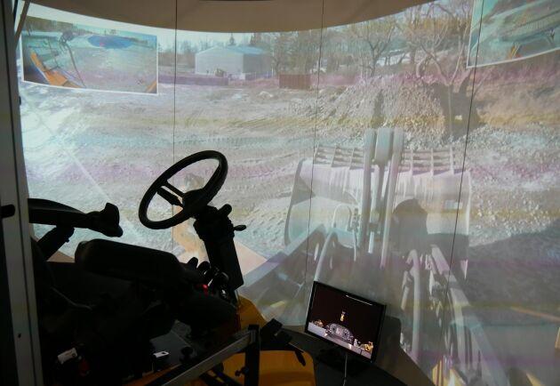 En fördel med att fjärrstyra maskinerna är att de till exempel kan ta sig in i omgivningar där det annars skulle vara farligt för människor att vistas. Till exempel har Volvo testat fjärrstyrningarna vid Bolidens gruva där maskinerna kunde åka in och börja jobba direkt efter att sprängningar genomförts.