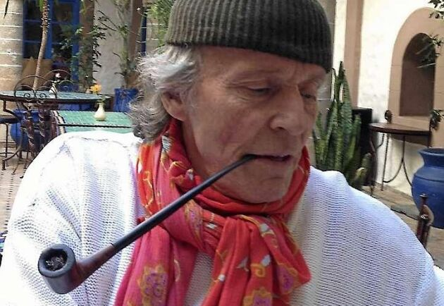 Peter Jilken är en av de boende i Ramsberg som kämpat för att byskolan ska finnas kvar.