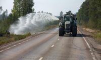 Fler lantbrukare ska bekämpa skogsbränder