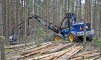Minskade kostnader i skogen