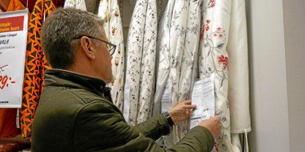 Ikea vill öka träanvändningen