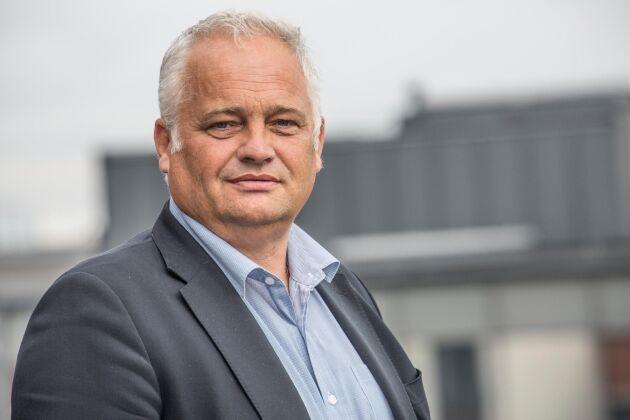 Magnus Lagergren, vd i Kronfågel