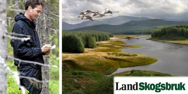 Följ med Land Skogsbruk till Skottland!