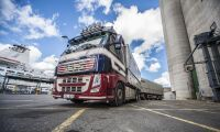 Färre transporter med fossila bränslen