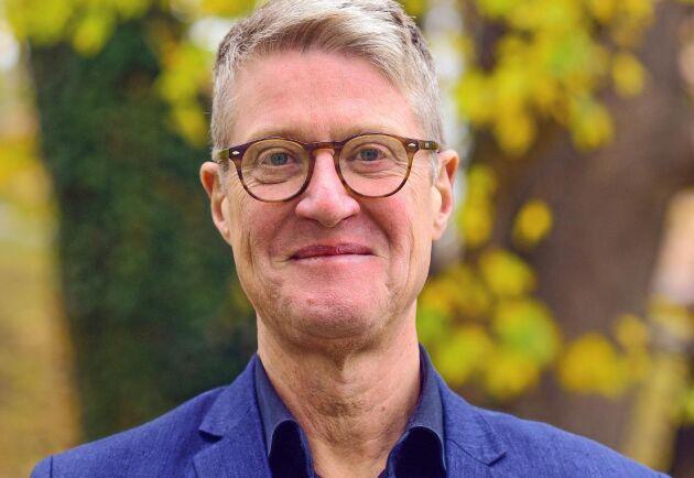 Christer Bruzelius, VD på Destination Gotland.