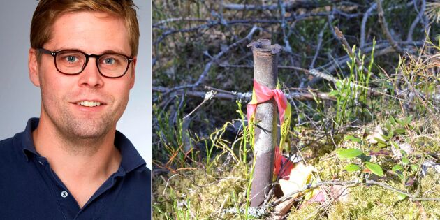 Sveaskog: Inte fel på våra rutiner