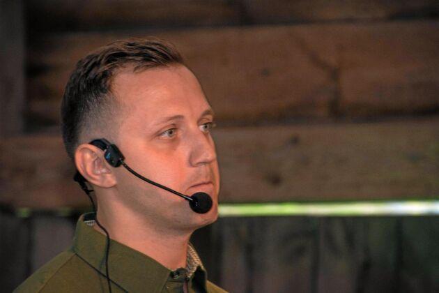 Adnan Zeljkovic är sedan i mars ansvarig för bland annat den ekologiska spannmålshandeln hos Lantmännen.