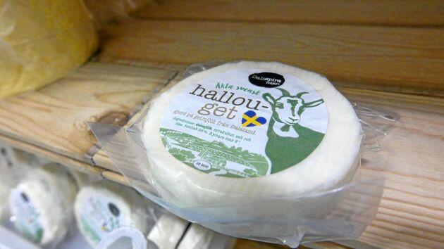 Halloumi är en skyddad beteckning - så här görs hallouget och på komjölk kooloumi.
