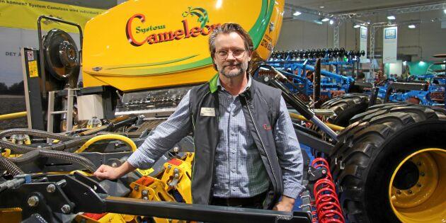 """Många svenska företag på Agritechnica: """"Den absolut viktigaste mässan av alla"""""""