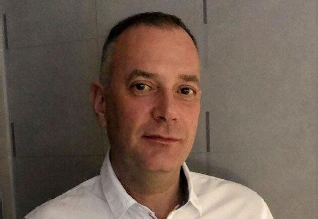 Tony Gustavsson, platschef Svegro.