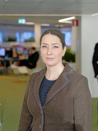 Lilian Almroth, chefredaktör för ATL.