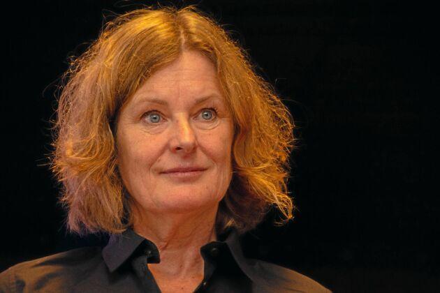 Antikvarie Birgitta Elfström har på beställning av länsmuseet i Örebro gjort filmen Musslor och människor.