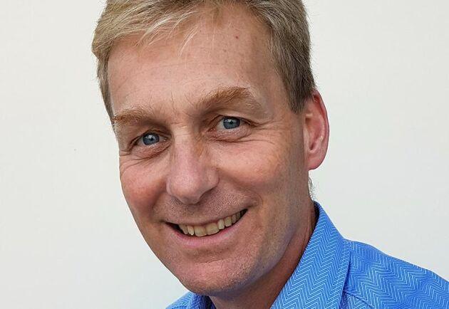 Henrik Westin, affärsområdeschef på Lantmännen Maskin.