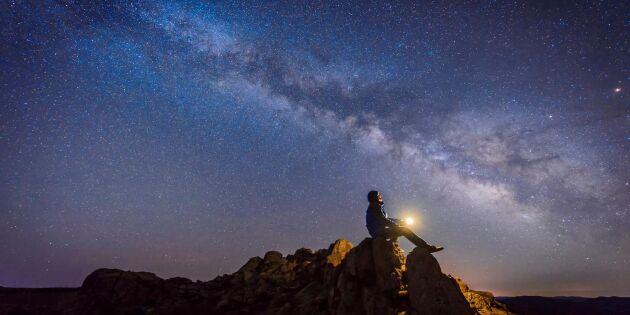 Asteroiden Florence passerar jorden i helgen – så kan du se den