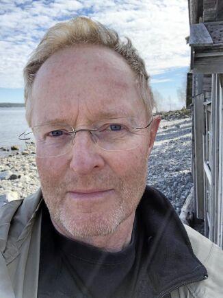 Naturvårdspecialisten Erik Normark på Skogsstyrelsen.