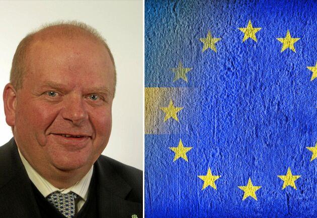 Eskil Erlandsson, riksdagsledamot för Centerpartiet och vice ordförande i EU-nämnden har pressat landsbygdsminister Sven-Erik Bucht att få fram besked från EU.