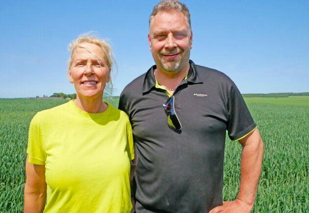 Lena Lindahl och Magnus Johansson tog över Nibble år 2000 från Magnus pappa Sven-Erik Johansson som fortfarande är aktiv i företaget.