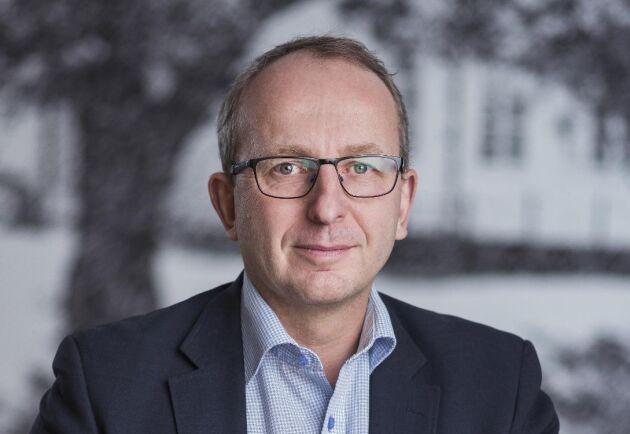 Magnus Kindbom efterlyste en bioekonomistrategi, äganderättsutredning samt att myndigheterna styrs upp för högre rättssäkerhet och att skogsägarnas positiva drivkrafter tas till vara.