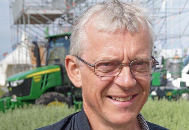 Helgi Jóhannesson, rådgivare för isländska potatis- och trädgårdsodlare.