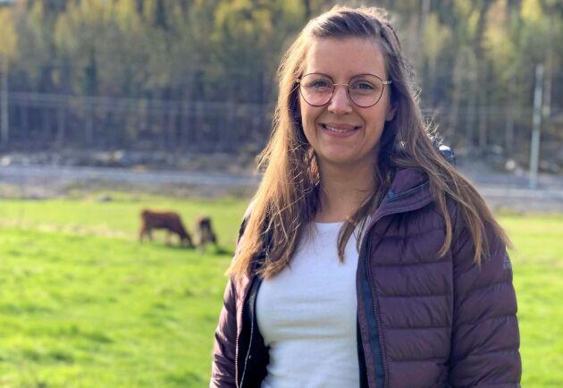 Stina-Lisa Flodin projektledare på Arbetsförmedlingen.
