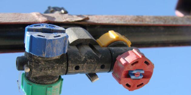 Nya förslaget: Fem års förlängning för glyfosat