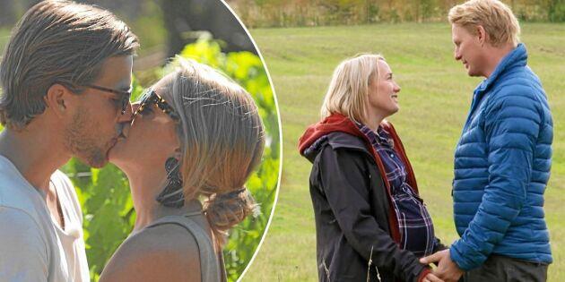 "Bebislyckan i ""Bonde söker fru"" – alla bondebebisar efter programmet"