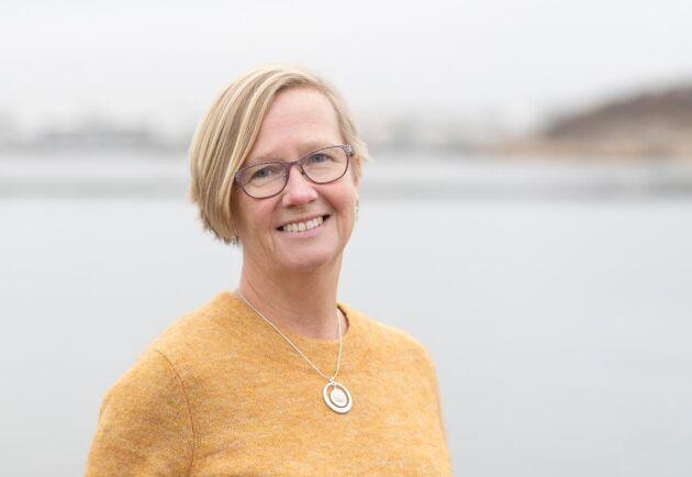Kristina Jonäng (C), kandidat till Europaparlamentet.
