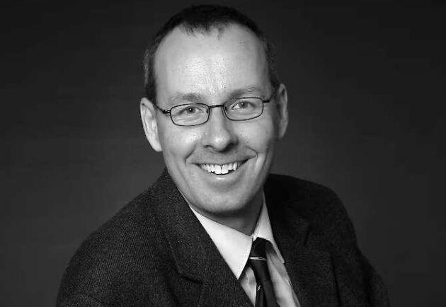 –Vissa ytor som vi inte använder så aktivt kan vi kanske tänka oss att släppa, säger Martin Melkersson, universitetsdirektör på SLU.