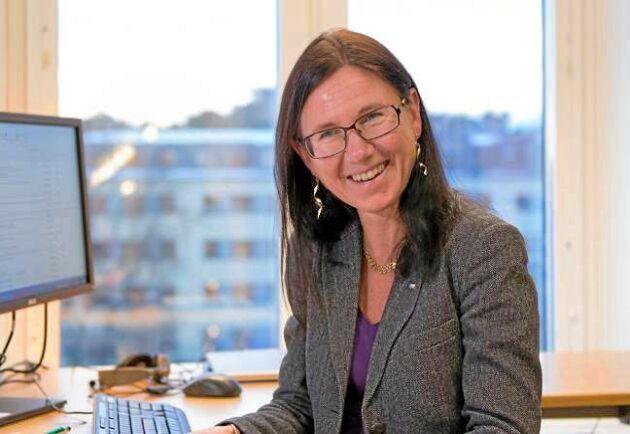 Sedan 2015 är Charlotte Bengtsson VD för Skogforsk och har redan gjort ett avtryck som ger henne utmärkelsen Guldkvisten.