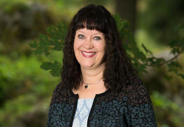 Karin Perers, ordförande för Mellanskog.