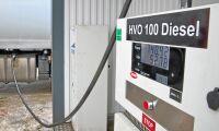 Höga priser på drivmedel jämfört med 2018