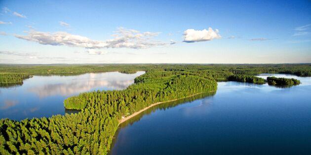 Finland får ingen fjälltopp av Norge – det blir en staty