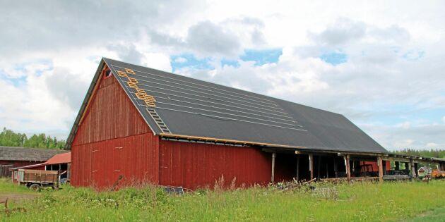 Allt fler vill investera i solenergi