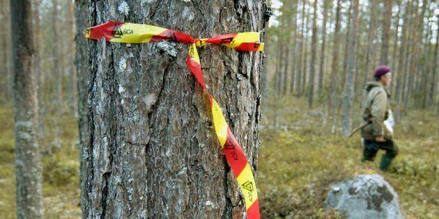 """""""Hela samhället förlorar på skog som inte brukas"""""""