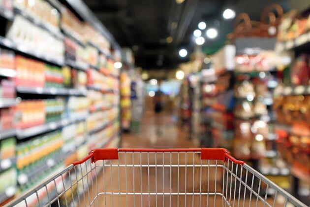 Matpriserna väntas inte stiga trots ökad efterfrågan på mat, vilket bland annat förklaras med ökad produktivitet i jordbrukssektorn.