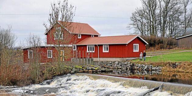 Partier överens om småskaliga vattenkraften