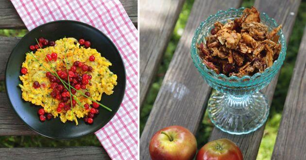 I boken Det autoimmunkaköket – Läk din tarmhälsa på 4 veckor finna 50 lättlagade recept.