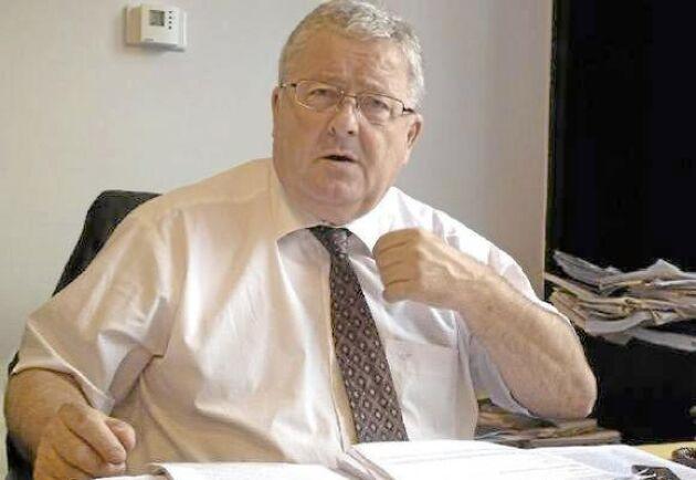 Czeslaw Siekierski är ordförande i EU-parlamentets jordbruksutskott. Arkivbild.