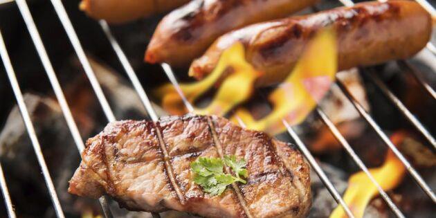 Grill-extra! 10 rykande heta tips som gör det enklare än någonsin