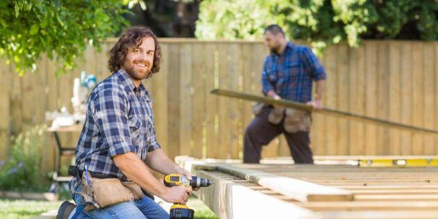 Bygglov eller inte – det gäller när du ska bygga nytt eller renovera