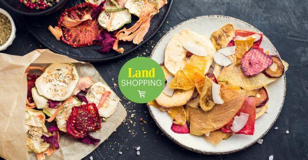 Njut av dina torkade grönsaker i grytor, stuvningar, pajer, sallader eller som tillbehör precis som du skulle gjort om de vore färska.