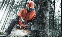Husqvarna utvecklar fler eldrivna skogsverktyg