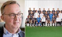 Sågverkspengar räddar fotbollslag