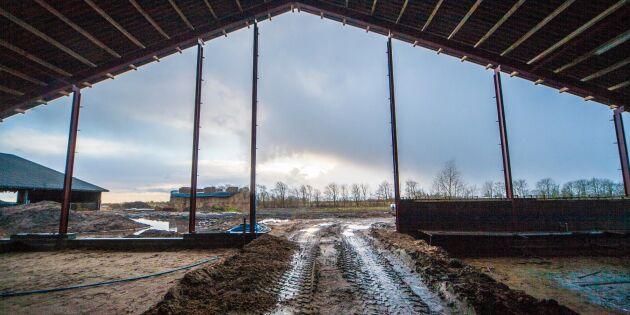 Allvarliga brister under byggprocesser
